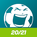 Euro Football App 2020 in 2021 - Live Scores icon