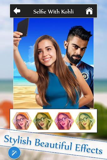 Selfie with Virat Kohali 2.0 screenshots 4