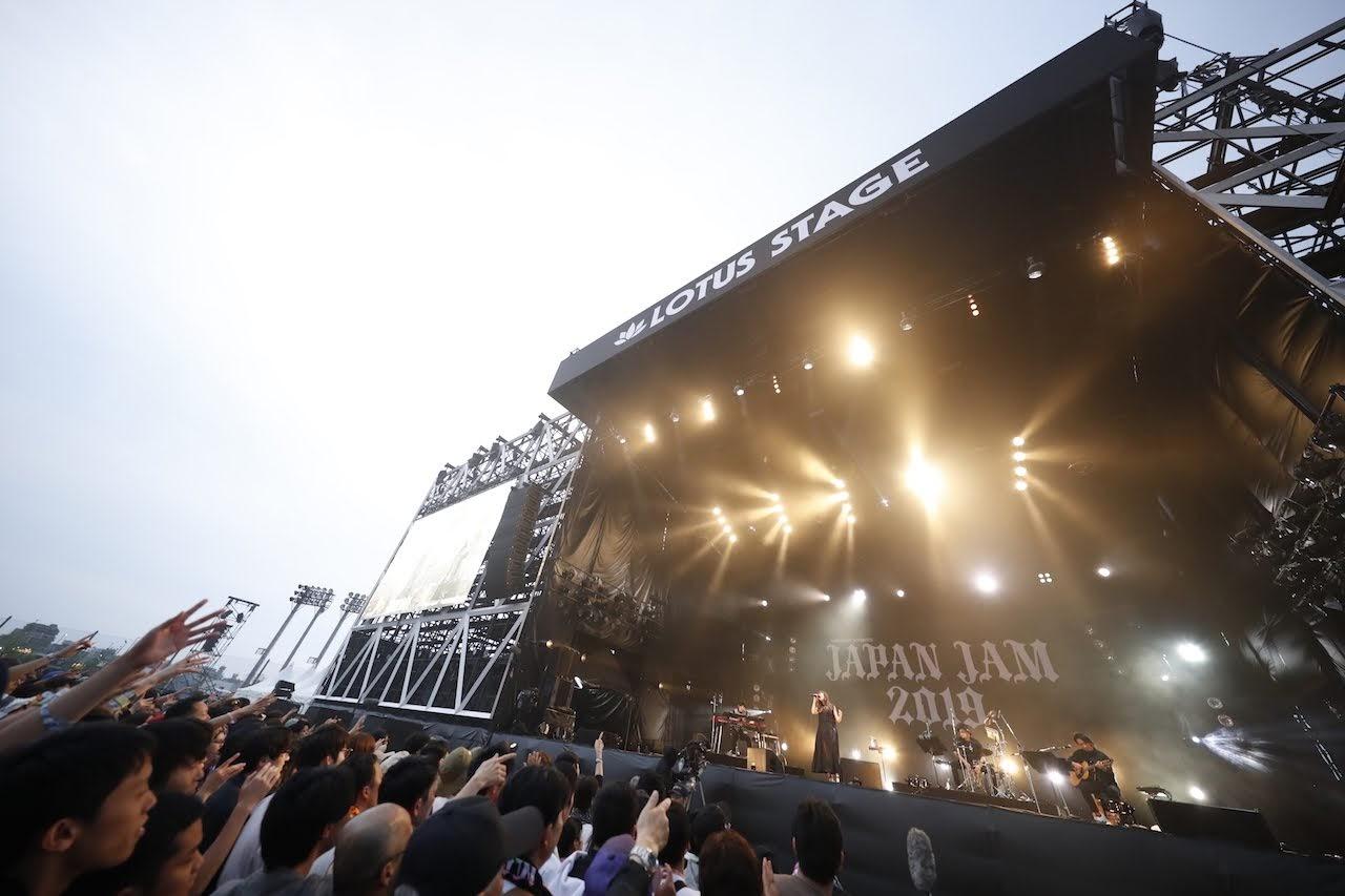 【迷迷現場】 JAPAN JAM 2019  Aimer 漂亮歌聲讓人癡迷