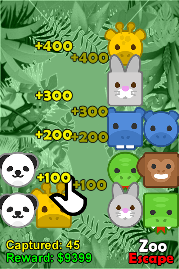 Zoo Escape! - Animal Match- screenshot