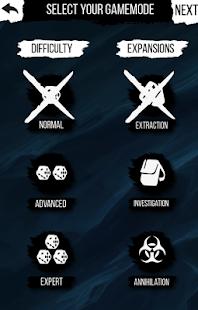 Sub Terra Companion App - náhled