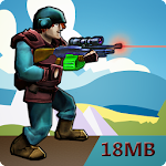 Battle Soldier 3D Icon