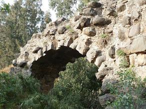 Photo: This is part of a bridge built by the Romans.
