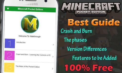 ProGuide for Minecraft pocket