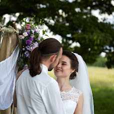 Wedding photographer Artem Lomakin (artfirinoff). Photo of 09.08.2017