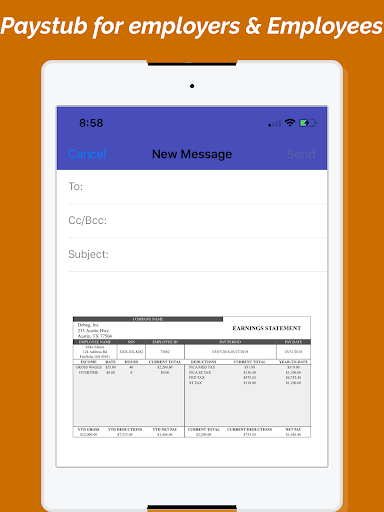 PayCheck Paystub Calculator Pro - Apps on Google Play