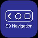 S9 Navigation bar (No Root) icon