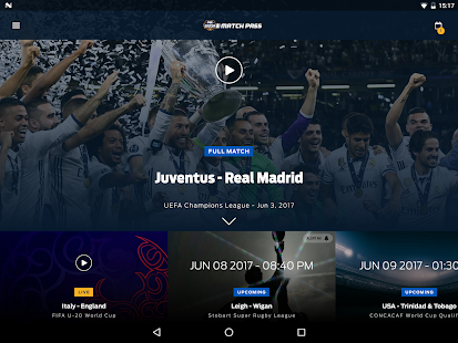FOX Soccer Match Pass- screenshot thumbnail
