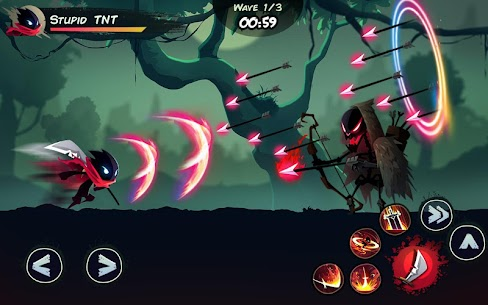 Shadow Stickman: Fight for Justice 2