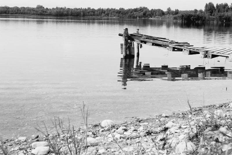 Lago desolato di Daniele_Marangoni