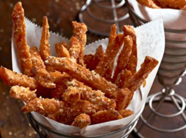 Un-fried French Fries Recipe