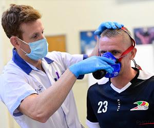 📷 KV Oostende stelt shirt voor met nieuwe hoofdsponsor, ook Deinze presenteert nieuwe uitrusting