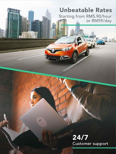 GoCar Malaysia: Experience Car Sharing 1.9.10 Screenshots 8