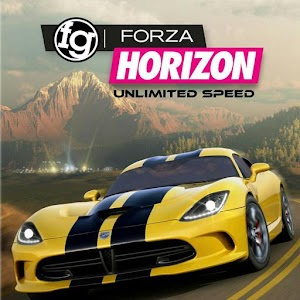 FORZA HORIZON: UNLIMITED SPEED