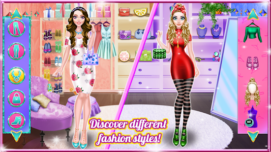 Stylish Sisters - Fashion Game - náhled