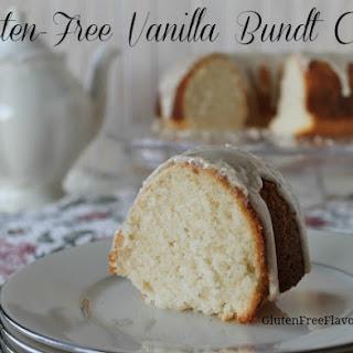 Gluten-Free Vanilla Bundt Cake