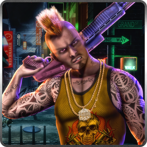 Crime City Gangs