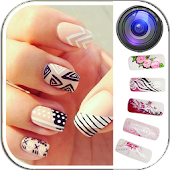 Nails Photo Studio Design