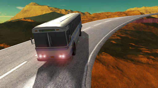 Impossible Bus Driver Track 3D 1.03 screenshots 7