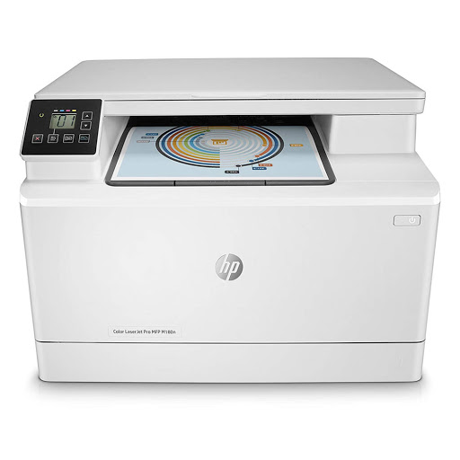 Máy in HP Color Laserjet pro MFP M180N-T6B70A