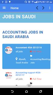 Saudi Arabia Jobs expatriates - náhled