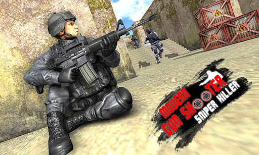Modern Gun Shooter Sniper Killer 1.0.1 screenshots 5