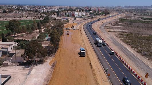 Finalizan las obras de la carretera Vera-Garrucha tras 11 años de esperas