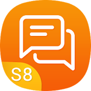 SMS Messenger style Samsung - S8 Message