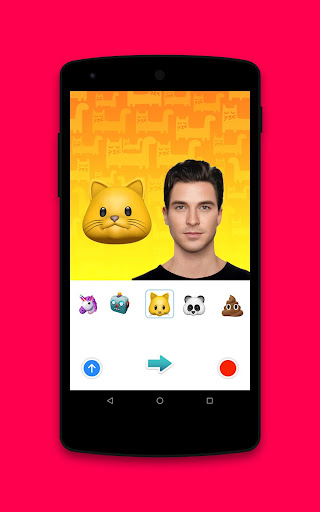 Animoji for Android - Phone X 3D Emoji for PC