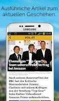 Screenshot of VOL.AT - Vorarlberg Online