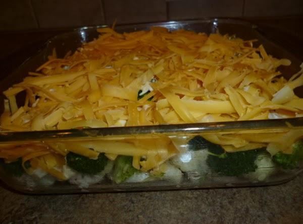 Chicken Veggies Casserole Recipe