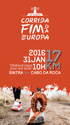 Corrida Fim Da Europa 2016