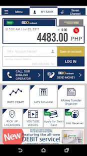 SEVEN BANK Money Transfer - náhled