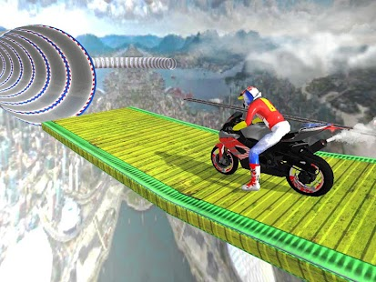 Impossible Sky High BMX Bike Racing Rider Mayhem - náhled