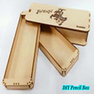 DIY Pencil Box - náhled