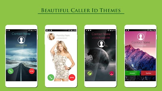 CallerD -Full Screen Caller Id App Download For Android 2