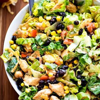 Tex-Mex Chicken Chopped Salad.