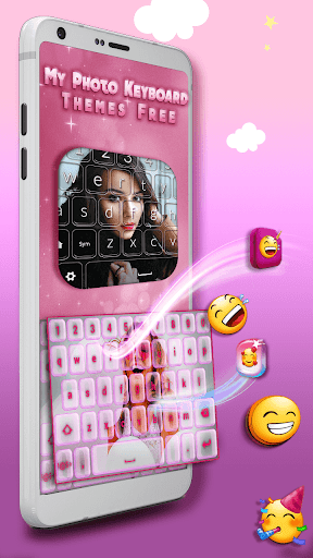 My Photo Keyboard Themes Free 4.3 screenshots 1
