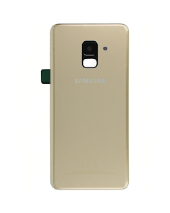 Galaxy A8 2018 Back Cover Gold