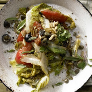 Braised Romaine Lettuce Olive Oil Recipes