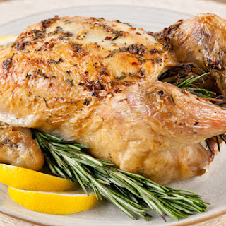 Stefano's Roast Chicken