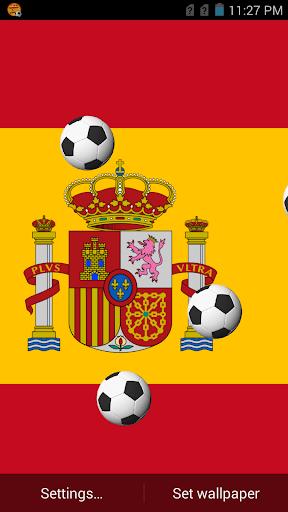 西班牙足球壁纸