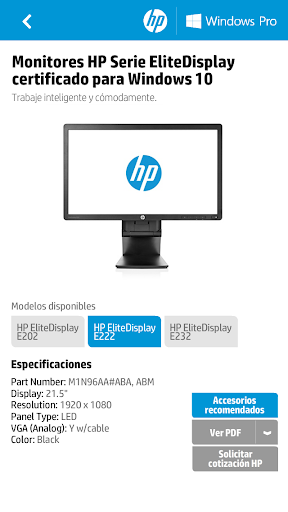 HP Comercial 1.7.2 screenshots 5