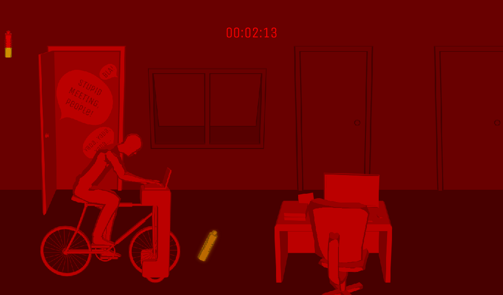 Deadline Runner- screenshot