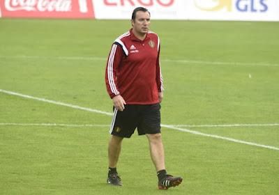 """Wilmots : """"Si Benteke ne s'entraîne pas à 100 % mercredi, il n'affrontera pas la Bosnie"""""""