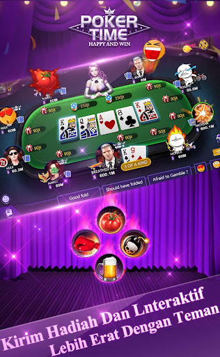 Poker Time -Pulsa Texas Holdem  {cheat|hack|gameplay|apk mod|resources generator} 3