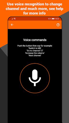 Livebox Remote screenshot 4