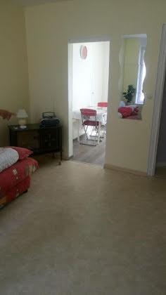 Location appartement meublé 2 pièces 45 m2