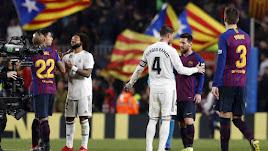 Real Madrid y Barça esperan noticias.