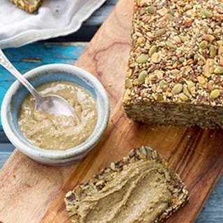 Maca And Chia Seed Bread.
